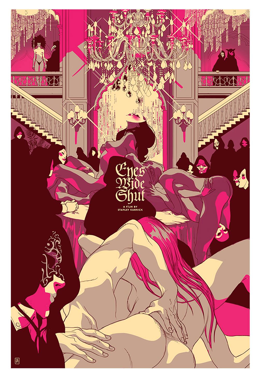 Eyes Wide Shut | Version 2