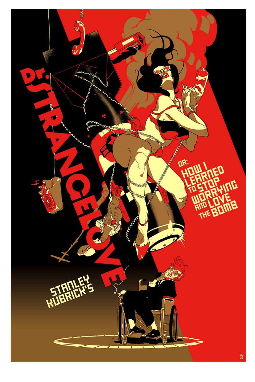 Dr Strangelove | Version 1