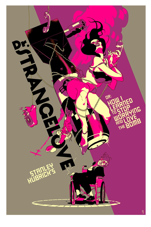 Dr Strangelove | Version 2