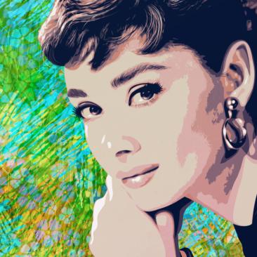 Dancing with Audrey Hepburn