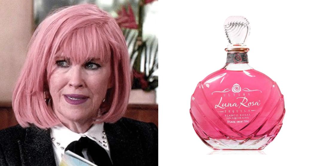 Moira Rose Alcohol