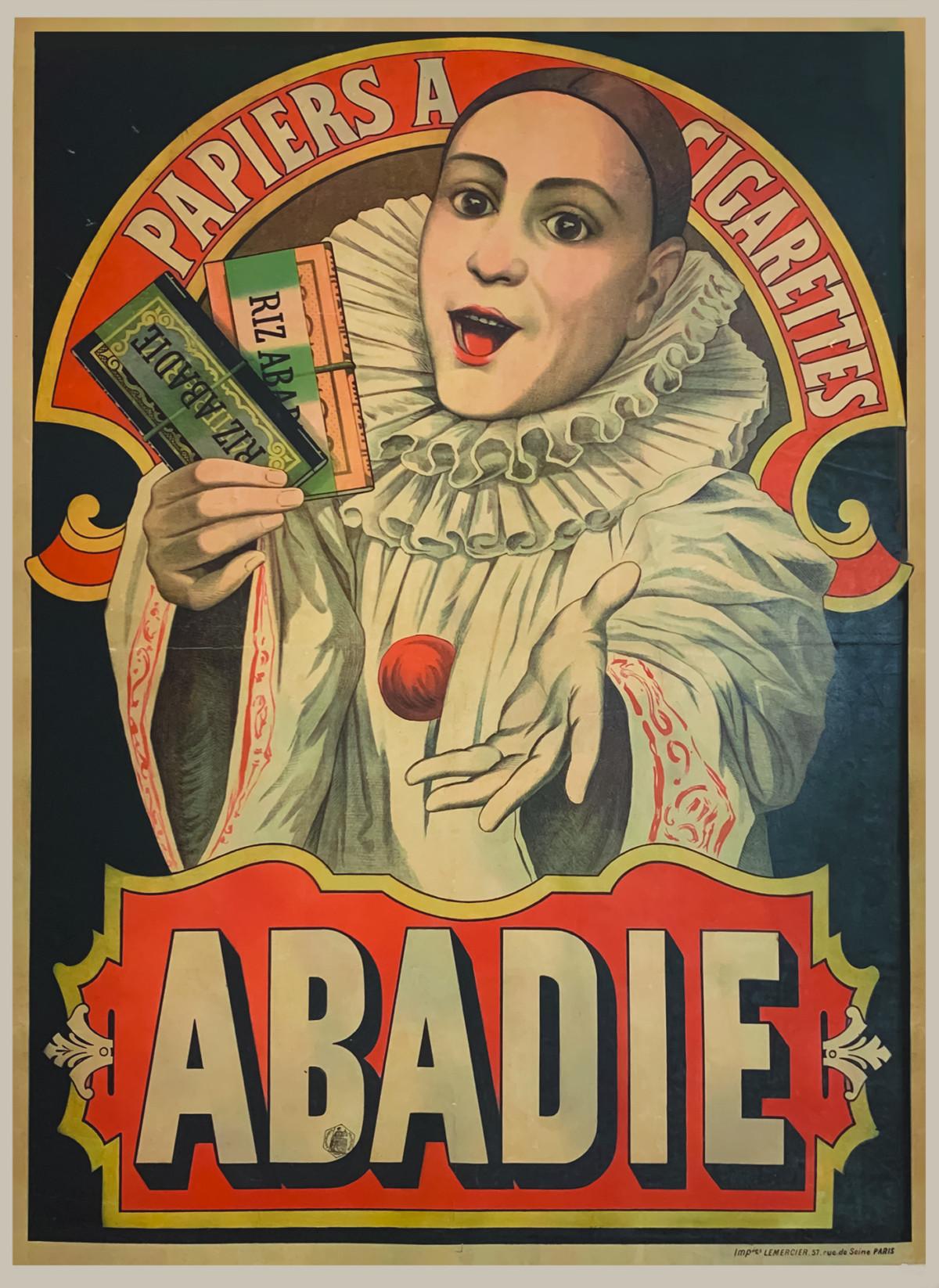 Artist unknown for Abadie 1895.