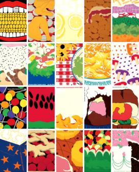Steve Frykholm's Picnic Posters