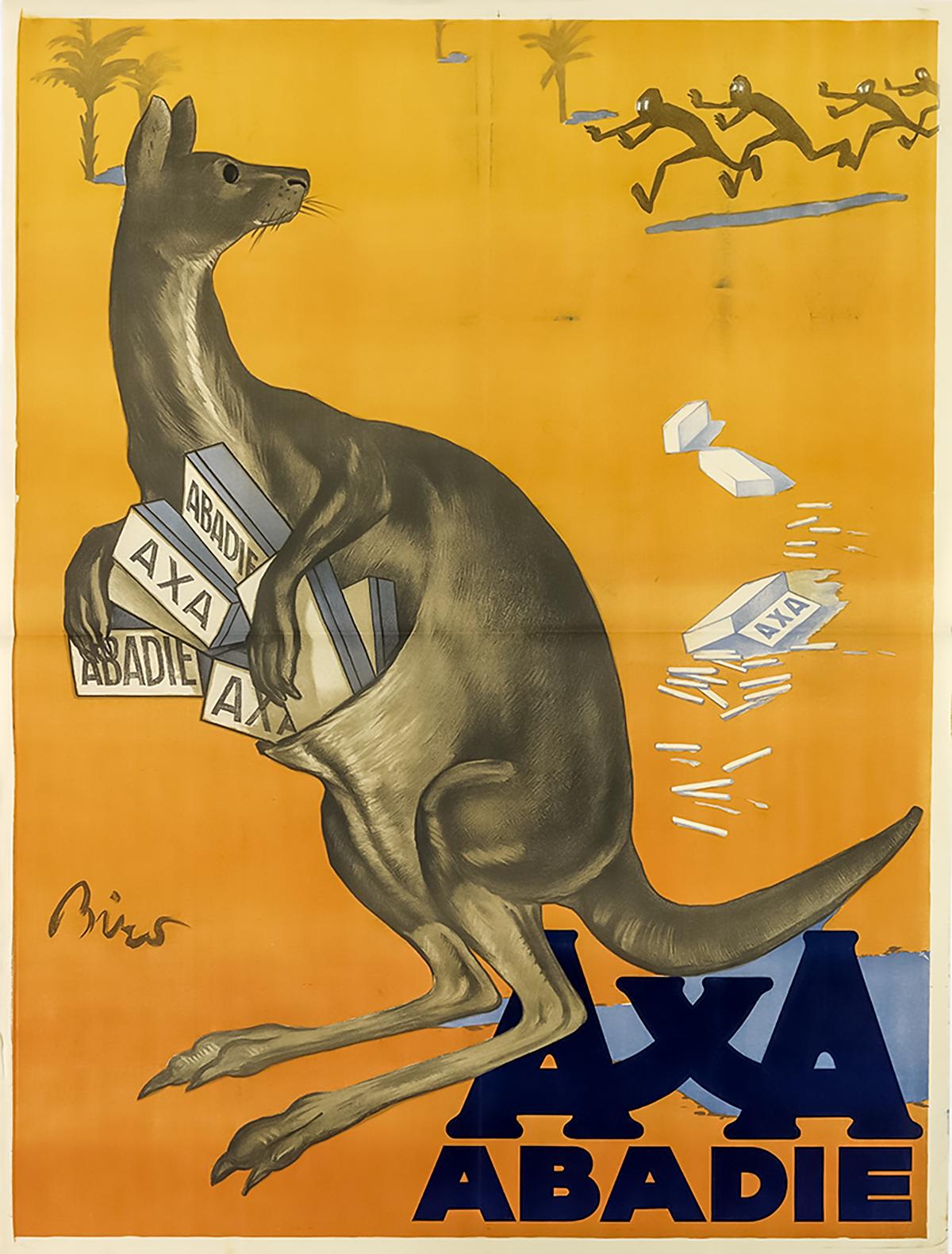 Mihaly Biro for Abadie 1924. #3