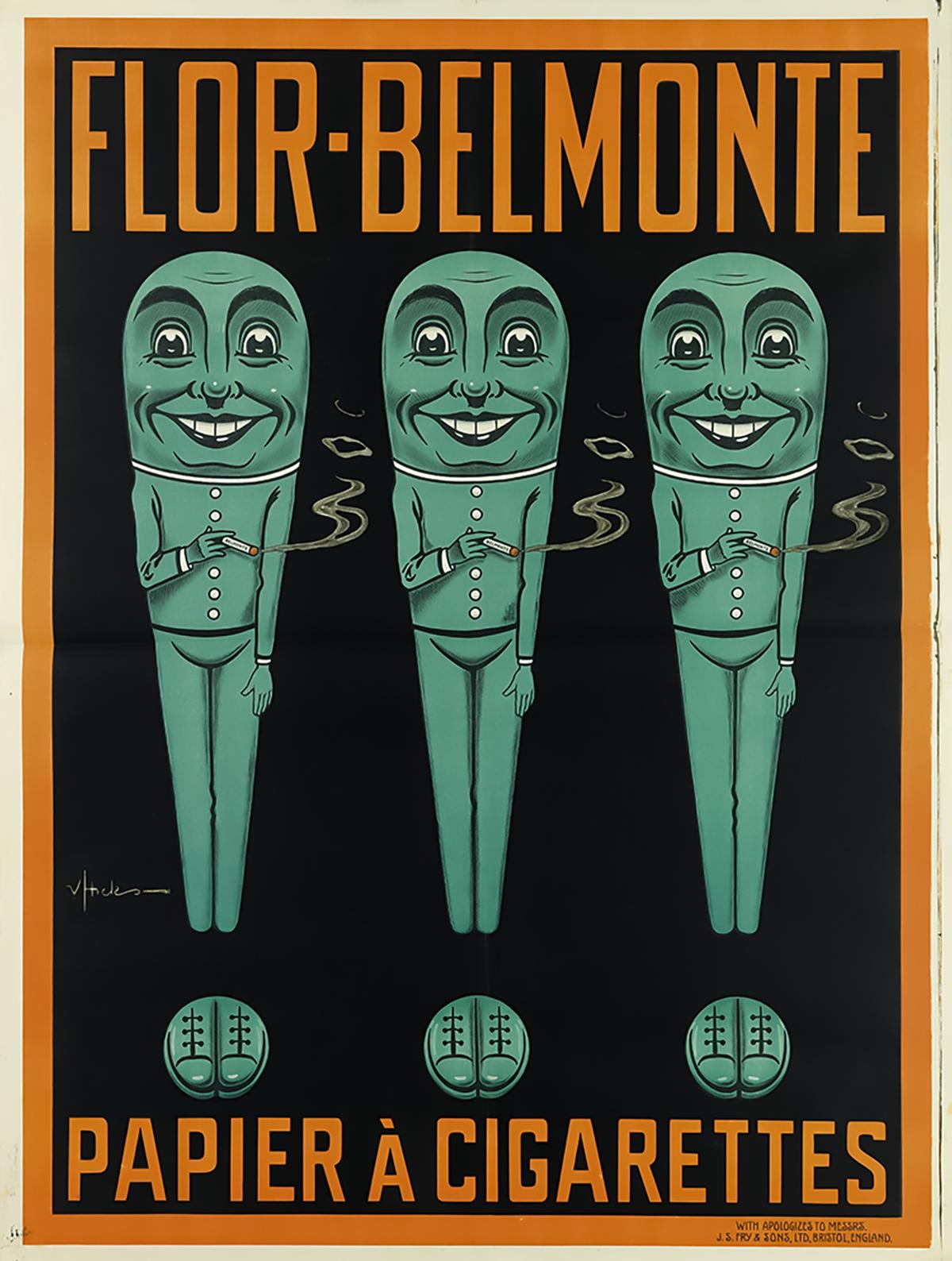 V. Hicks for Flor Belmonte 1913.