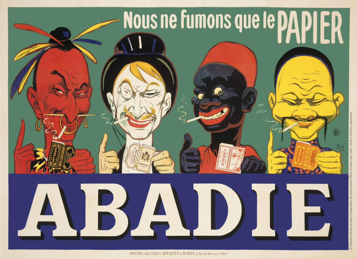 By Eugène Ogé for Abadie 1904.