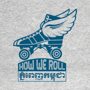roller skaters How We Roll