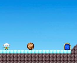 Boombot — wacky little game