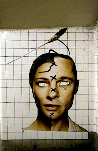 Poster Boy NYC - Guerilla Art
