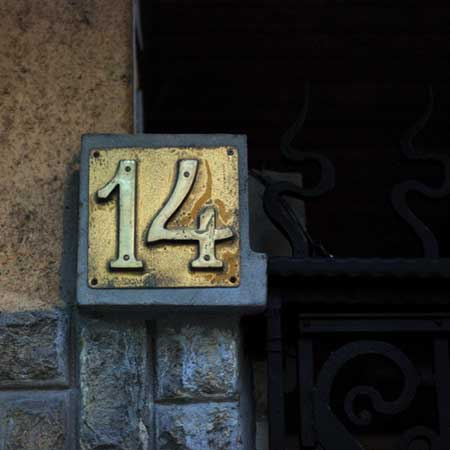 Typography from the streets of Budapest