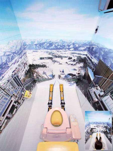 Ski Toilets