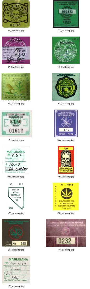 420 — State Tax Stamp Data