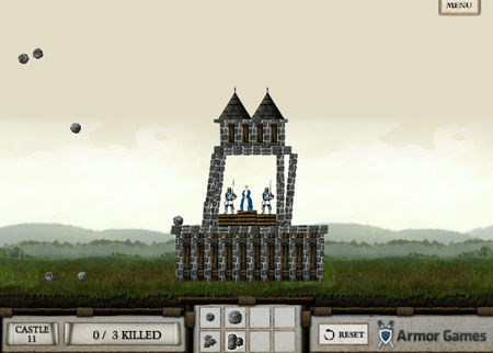 Crush the Castle – Flash Game