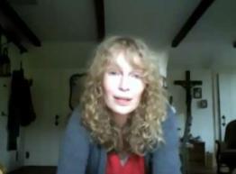 Mia Farrow hits day nine of online hunger strike for Darfur