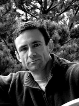 Question and answer time with artist Chuck Palahniuk