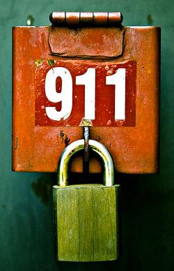 Weird series of 911 calls this week