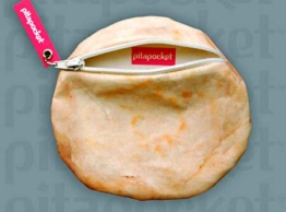 Pita Pocket Bag