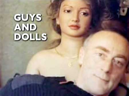 Real Dolls and the men who love them…