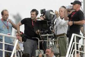 Woody Allen starts shooting in Barcelona