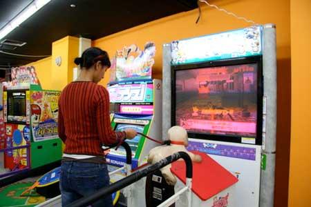 Virtual Dog - Walking Arcade Game — NOT OK.