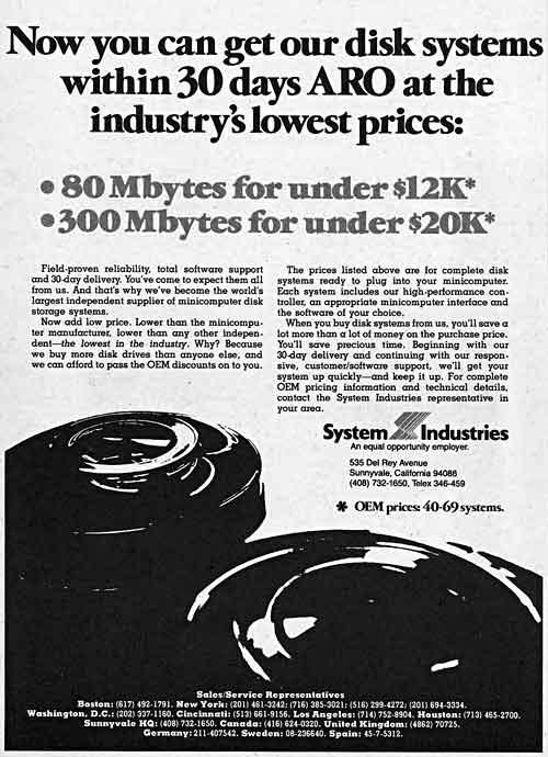 ComputerWorlds top 10 retro ads