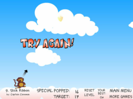 Infuriatingly catchy game…